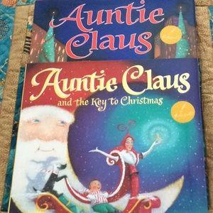 Auntie Claus Series 2 pack